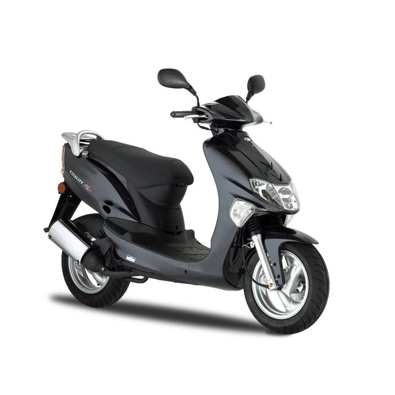 vitality 50 paris scooter. Black Bedroom Furniture Sets. Home Design Ideas
