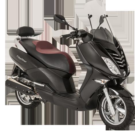 scooter citystar active 125cc casque offert