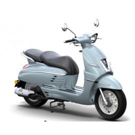 DJANGO HÉRITAGE 125cm3 - Peugeot Scooter