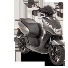 KISBEE RS 50cc 4T- Peugeot Scooter