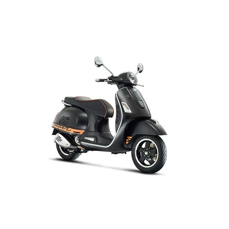 gts supersport 125 ie abs scooter vespa concessionnaire vespa paris scooter. Black Bedroom Furniture Sets. Home Design Ideas