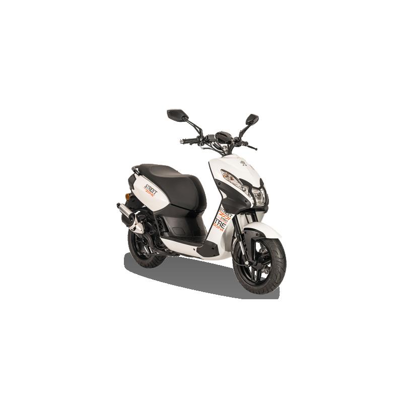 scooter streetzone 2t 12 50cm3 casque offert paris scooter. Black Bedroom Furniture Sets. Home Design Ideas